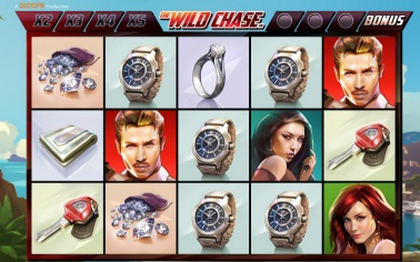 Casumo weekendowe spiny na slot the wild chase 3